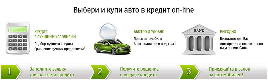 Купить авто бу в севастополе в кредит